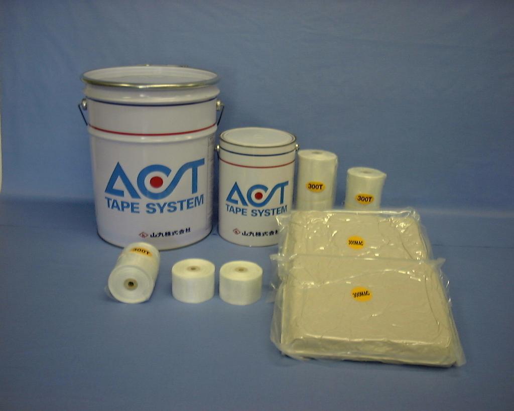 アクトテープ300システム ACT TAPE  300 SYSTEM