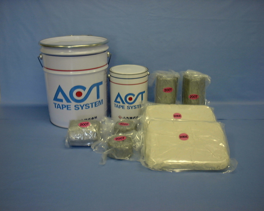 アクトテープ200システム ACT TAPE  200 SYSTEM