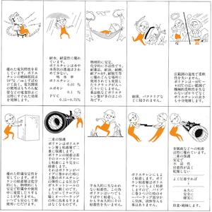 ポリケンテープの防食効果及び特性